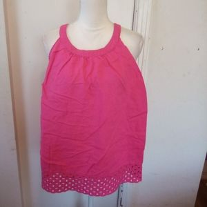 Signature collection plus pink top size 1X